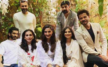 Anil Kapoor-Sunita Kapoor 36th Wedding Anniversary: Kids Sonam-Rhea Share Some Unseen Pics; Shower Parents With Love