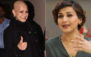 Sonali Bendre Gets Emotional As She Talks About Returning To India Post Her Cancer Treatment – Watch Video