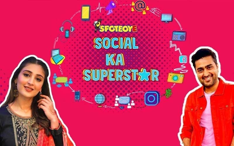 SpotboyE's 'Social Ka Superstar': Dhvani Bhanushali Talks About The Reason Her Songs Go Viral As Soon As They Are Released-EXCLUSIVE