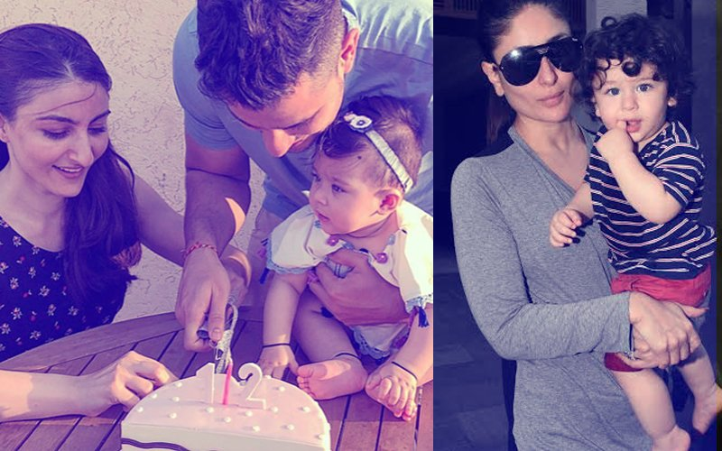 Inaaya's Half Birthday Bash: Taimur, Kareena Kapoor, Soha Ali Khan & Kunal Kemmu Celebrate The Occasion