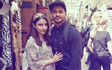 Soha Ali Khan Celebrates Hubby Kunal Kemmu's Birthday During Babymoon
