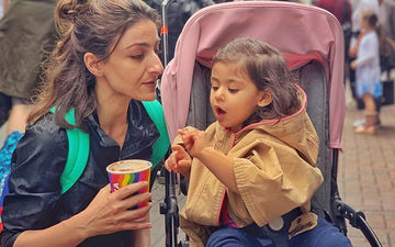 "Soha Ali Khan On Breastfeeding Inaaya: ""It Was Very Demanding, Tiring At Times, I Have Pumped In An Airplane Bathroom"""