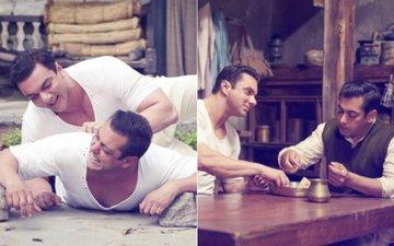4 Adorable Moments of Salman Khan's Bhaigiri With Brother Sohail Khan in Tubelight