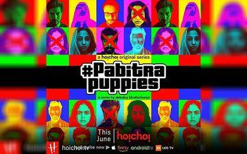 Sohini Sarkar Shares Official Poster Of Upcoming Web Series 'Pabitra Puppies'
