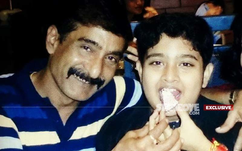 """Son's Last Rites Done, Sasural Simar Ka Kid's Father Shivendra Singh Breaks Down, """"He Was My Only Child"""""""