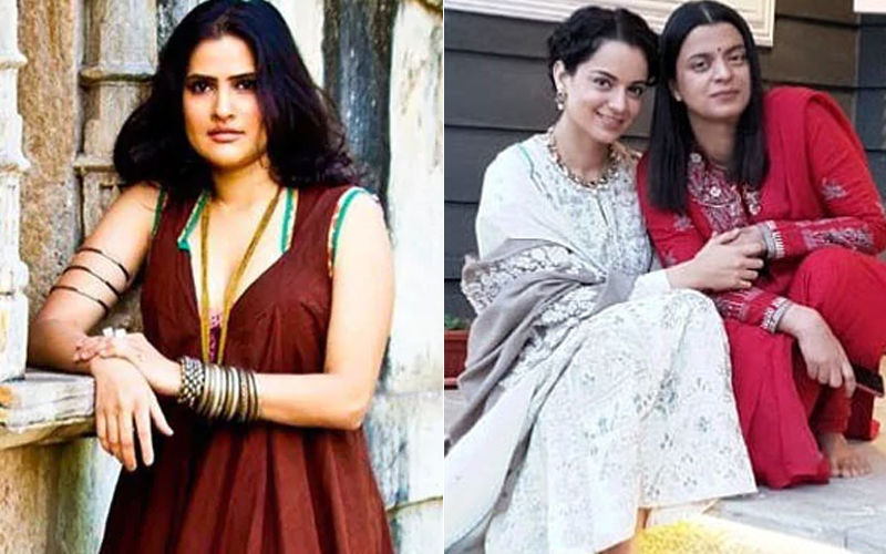 Sona Mohapatra Takes A Jibe On Kangana Ranaut And 'Fake Feminazi' Rangoli Chandel