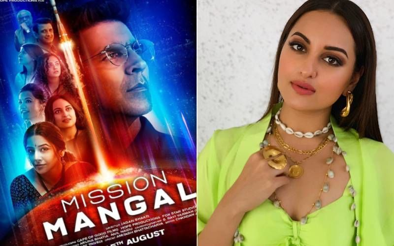"Sonakshi Sinha On Akshay Kumar Having A Bigger Presence In Mission Mangal Posters: ""He Is The Biggest Star, 'Jo Bikta Hai, Voh Dikhta Hai'"""