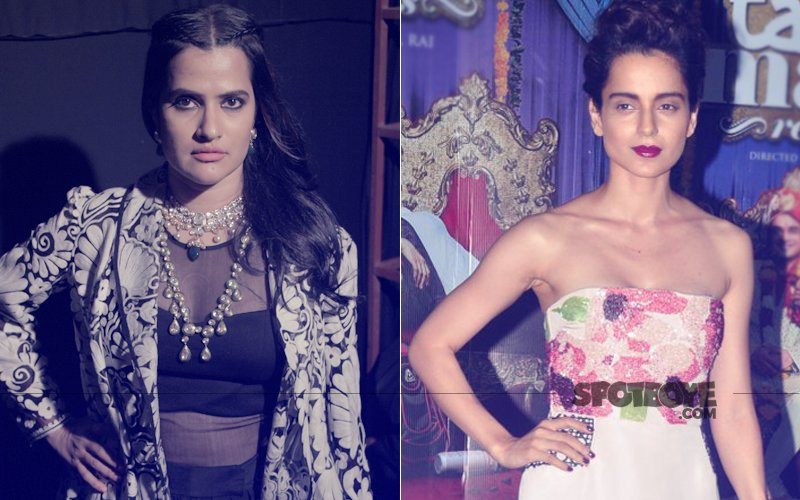 Sona Mohapatra's Advise To Kangana Ranaut:  Make Your Point Through Actions & Work