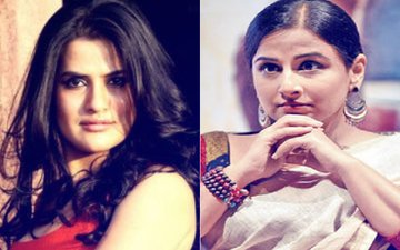 Sona Mohapatra ATTACKS Vidya Balan For Her Comment On Sexual Abuse