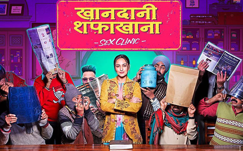 Khandaani Shafakhana Poster: Meet Baby Bedi Aka Sonakshi Sinha; Trailer Releases In Two Days