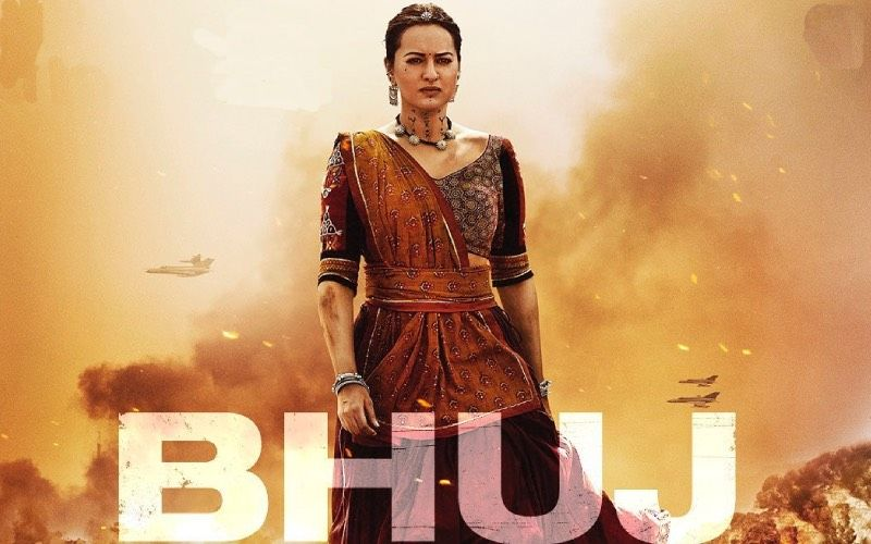 Sonakshi Sinha's First Look Poster From Bhuj The Pride Of India: Meet The Heroic Sunderben Jetha Madharparya