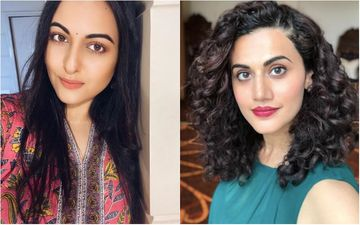 Sonakshi Sinha Hails Taapsee Pannu For 'President' As Latter Remarks That 'Nepotism Debate Is Being Used To Settle Personal Vendetta'