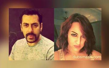 Don't Mind It SRK. Salman Turned Sonakshi Into You!