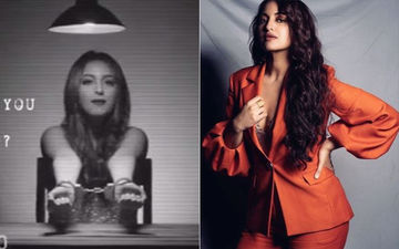 """""""Yeah, I Got Arrested,"""" Says Sonakshi Sinha, Goes On To Reveal The Reason Behind It"""