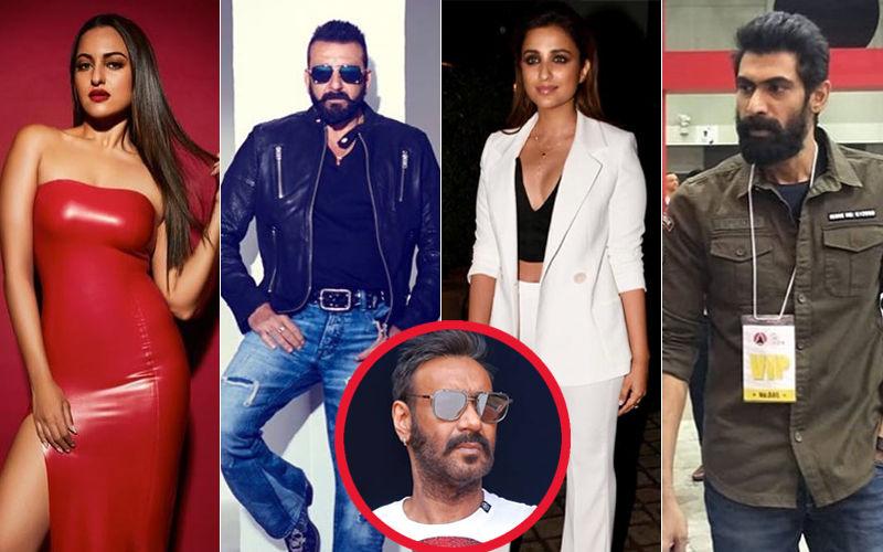 अजय देवगन की फिल्म Bhuj: The Pride of India में ये सितारें आएंगे नज़र, निभाएंगे पॉवरफुल किरदार