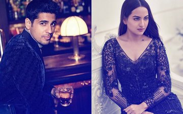 Sidharth Malhotra EMBARRASSES Sonakshi Sinha On-The-Sets Of Ittefaq!