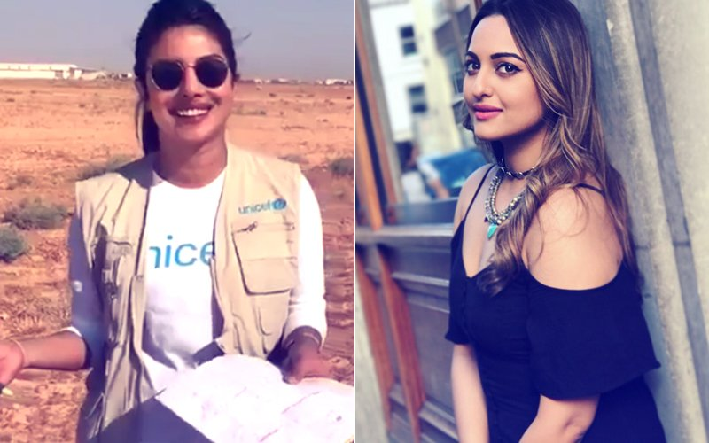 Sonakshi Sinha Can't Stop Gushing About Priyanka Chopra, Here's Why!