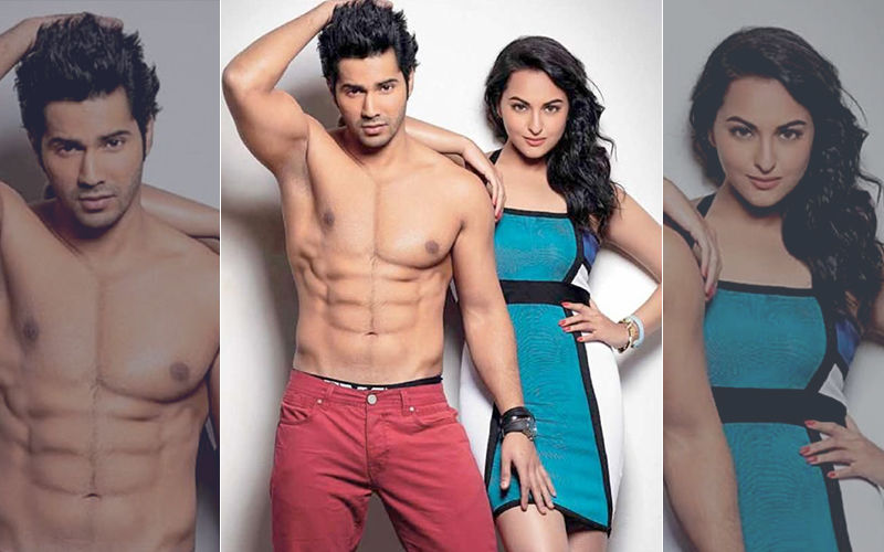"Sonakshi Sinha Eager To Know Why Varun Dhawan Is Calling Her ""Bhabi"" – Films A Video Too"