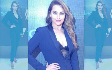 IIFA 2017: Sonakshi Sinha Rings The Nasdaq Bell At Times Square To Kick-Start The Event