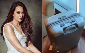 Sonakshi Sinha's Luggage Mishandled By Airlines; Actress Slams Them And Says, 'You Broke The Unbreakable'