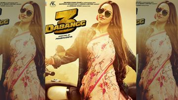 Dabangg 3 New Poster: Salman Khan AKA Chulbul Pandey Introduces His 'Super Sexy Wife' Rajjo Sonakshi Sinha