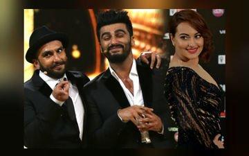 Ranveer Teases Arjun About Sonakshi
