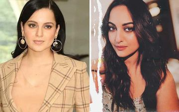 Sonakshi Sinha Takes A Jibe At Kangana Ranaut: 'Nepotism Sensationalized By A Person Whose Sister Is Managing Their Work'