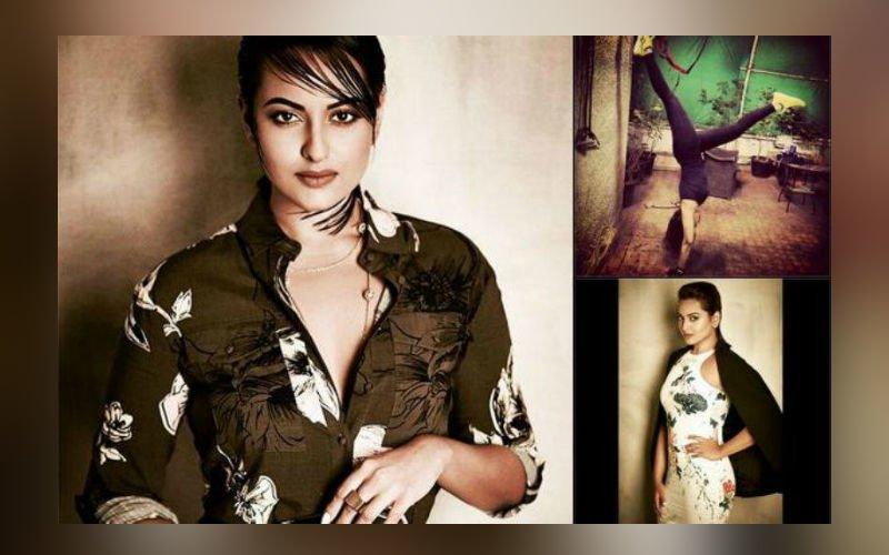9 Insta Pictures That Prove Sonakshi Is The Ultimate Selfie Queen