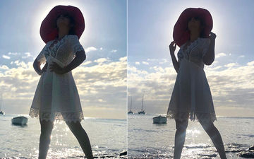 Sonalee Kulkarni's Beach Avatar In Mauritius Is Taking Vacation Goals To The Next level