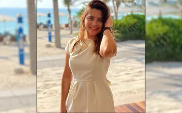 Sonalee Kulkarni Shares A Sun And Sand Throwback  Of The Beaches In UAE