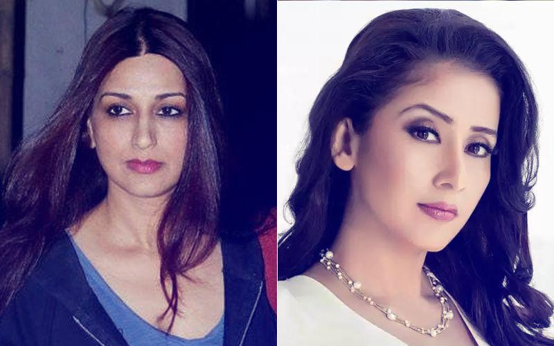 Ailing Sonali Bendre Finds Her Inspiration In Cancer-Survivor, Manisha Koirala
