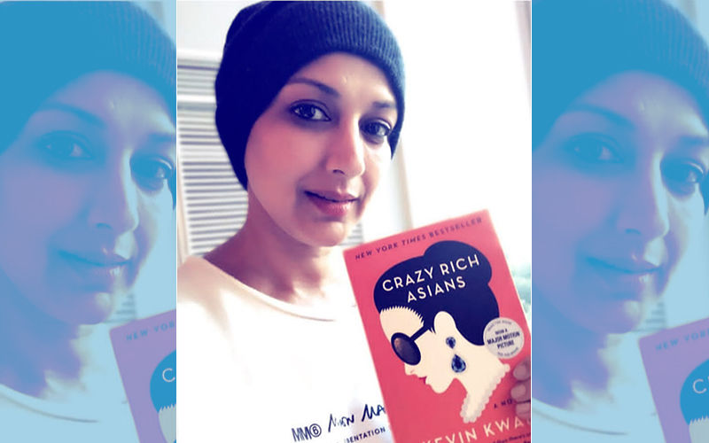 Sonali Bendre Diverts To Know About Crazy Rich Asians Amid Cancer Treatment