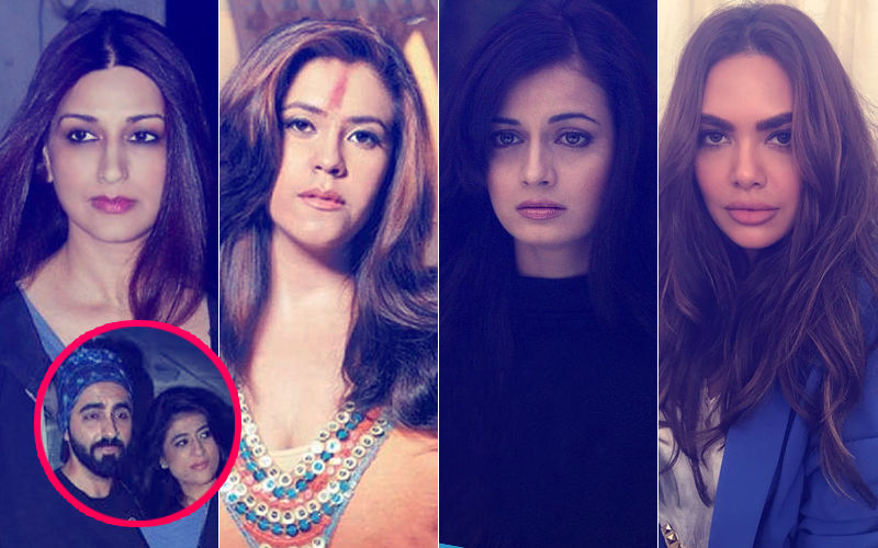 Sonali Bendre, Ekta Kapoor, Dia Mirza, Esha Gupta Shocked Hearing Ayushmann Khurrana's Wife Tahira Kashyap Diagnosed With Breast Cancer