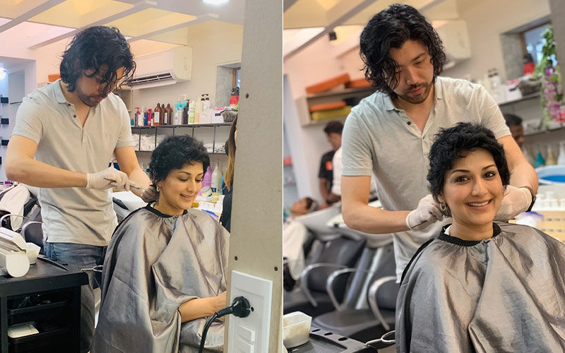 """Sonali Bendre On Her Summer Makeover- From Being """"Scared"""" To Cut Her Hair To """"Experimenting With It"""""""