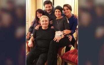 Rishi Kapoor Dies Of Cancer: Sonali Bendre Recalls The Time In NY When They Battled The 'Unseen Monster' Together