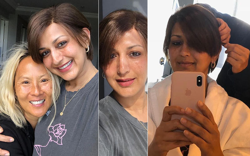 Sonali Bendre Shares A New Look In Her New Wig