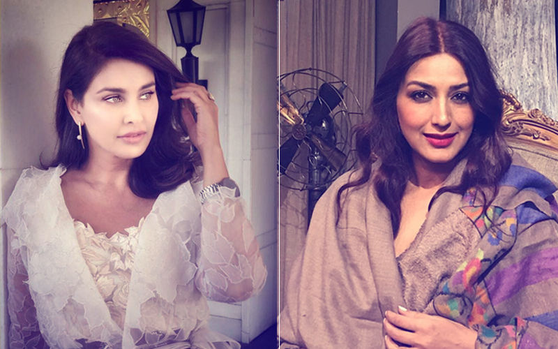 Cancer Survivor Lisa Ray Writes To Ailing Sonali Bendre
