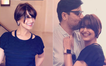 Sonali Bendre's First Pictures From New York; Actress Bravely Shares A Video As She Cuts Her Hair
