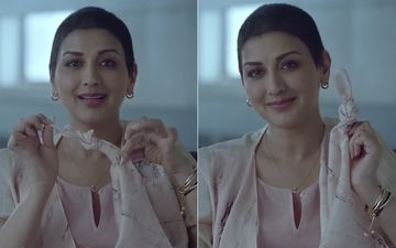 Sonali Bendre's First Ad After Beating Cancer Gives Out A Strong Message To All Mothers