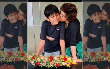 "Sonali Bendre Wishes Son On His Birthday: ""You'll Soon Be Awkward With PDA From Your Mother,"" Says Actress While Sharing Adorbs Pics"