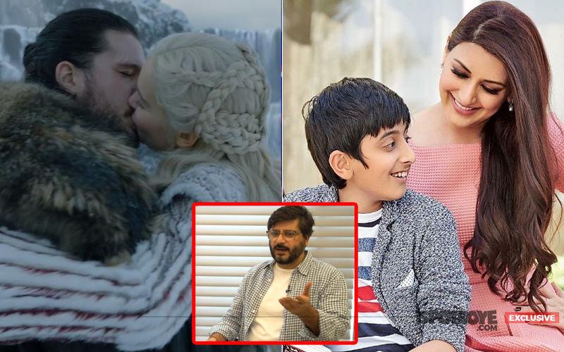 Sonali Bendre Didn't Let Son Ranveer Watch Game Of Thrones, Reveals Goldie Behl- EXCLUSIVE