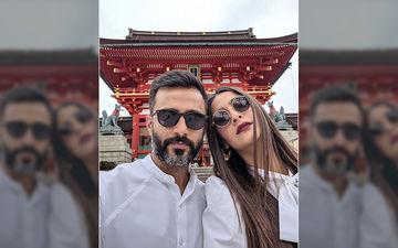 The Zoya Factor: Sonam Kapoor's Calls Hubby Anand Ahuja Her 'Lucky Mascot'