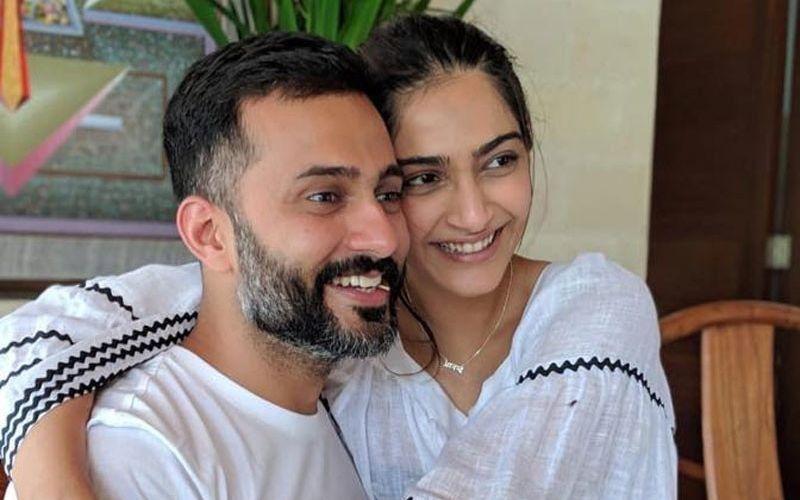 पति आनंद आहूजा को अपना सबसे बड़ा चीयरलीडर मानती है सोनम कपूर