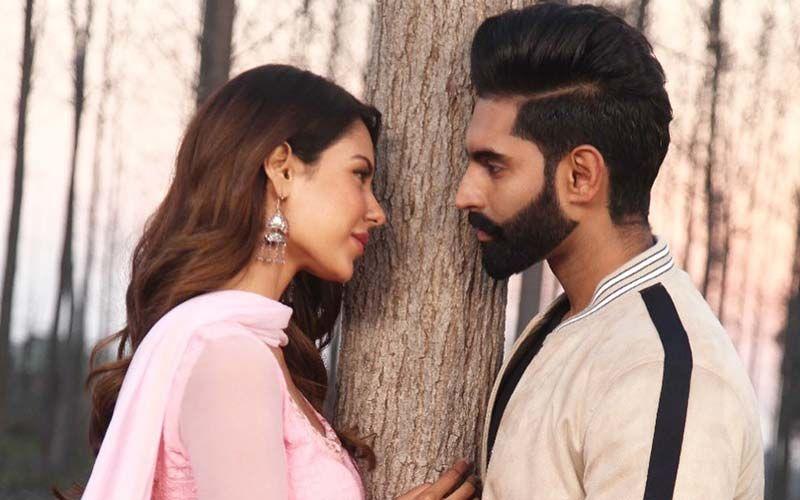 Sonam Bajwa And Parmish Verma Look Romantic In The Latest Pic