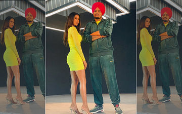 Sonam Bajwa And Sidhu Moose Wala Team Up For 'Adab Mutiyaran' Promotional Track?