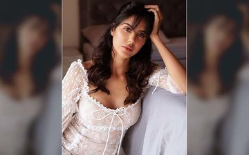 Sonam Bajwa Is Looking Like Dream In This White Lace Dress, Shares Pics On Instagram