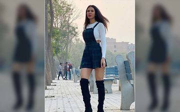 Sonam Bajwa Raises Temperature In Her Latest Winter Outfit, Shares At Instagram