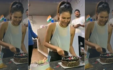 Sonam Bajwa Shares Throwback Birthday Celebration Video With Gym Buddies-WATCH