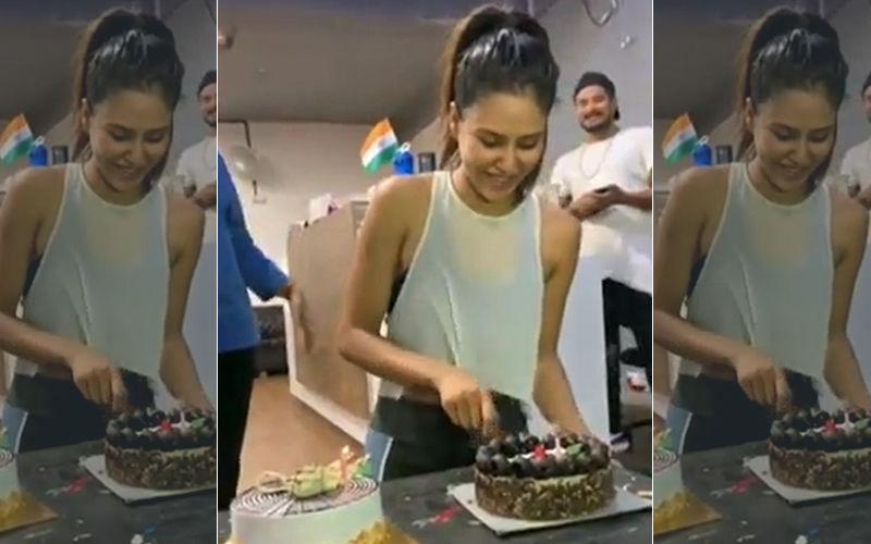 Sonam Bajwa Shares Throwback Birthday Celebration Video With Gym Buddies-WATCH