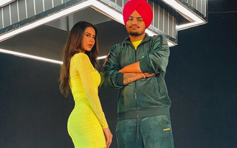 Sonam Bajwa To Share More Details About Her Collab With Sidhu Moose Wala Soon